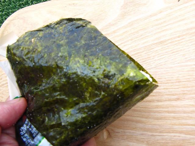 東方神起公認の『韓国海苔おにぎり 韓国式牛焼肉』