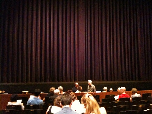 Before the Merce Cunningham Dance Company's penultimate performance ever