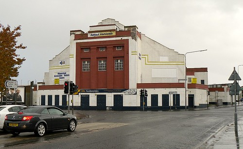 Mecca Cinema,  Balmore Road, Possil