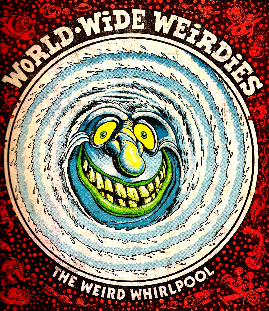 Ken Reid - World Wide Weirdies 37