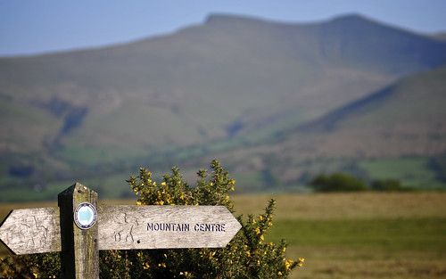 This Way To Pen-y-Fan