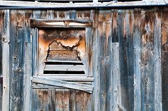 And you thought I was done with the Modena photos! (harpazo_hope) Tags: windows abandoned up town utah decay ghost modena vc boarded d90 tamron1750