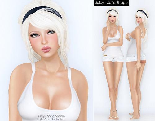 Juicy - Sofia Shape