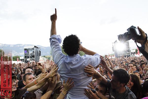 Ben l'Oncle Soul @ Musilac 2011