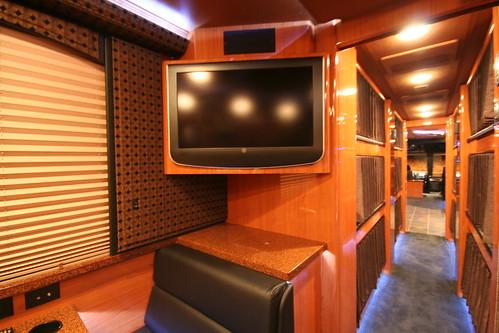 Quicksilver - Rear Lounge