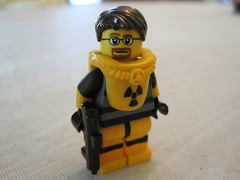 Gordon Freeman (Brickdon) Tags: life 2 lego suit gordon valve half custom freeman hev brickarms