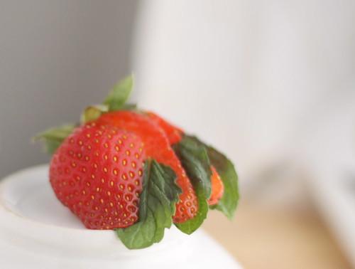 Strawberry Sake Cocktail Recipes — Dishmaps