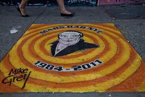 Mars Bar Sidewalk 1984-2011