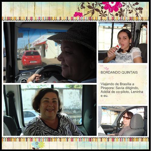 Viagem de Brasília a Pirapora