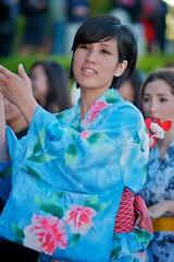Megumi Yoshida - Mountain View Obon お盆 2011