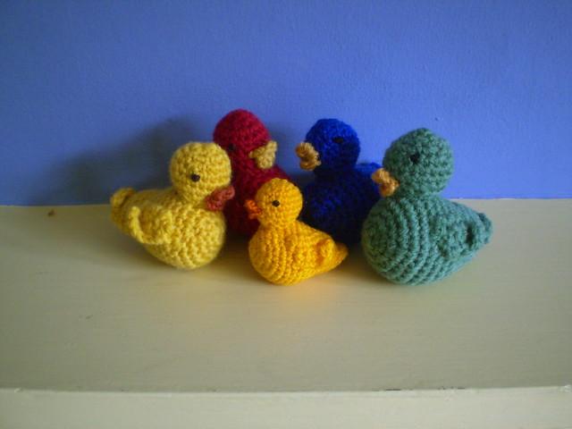 Ravelry Bundles Duck Patterns Crochet By The Little Yellow Duck