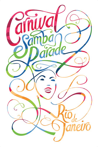 Carnival Samba Parade by Brandon Ehrlich