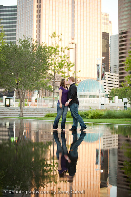 Kevan and Alex Engagement