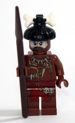 Cannibal #1 Minifigure