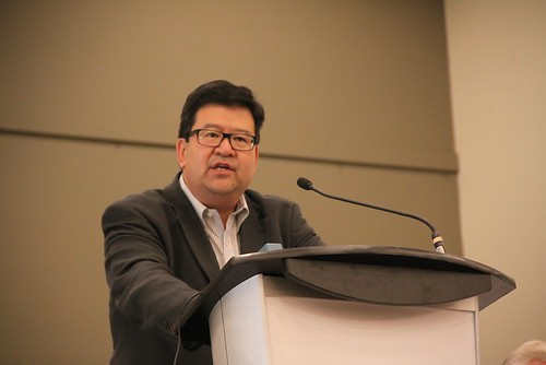 A photo of Alberta Progressive Conservative leadership candidate Gary Mar.