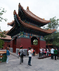 _DSC7781 (durr-architect) Tags: china school court temple peace buddhist beijing buddhism prince palace monastery harmony lama tibetan han dynasty emperor qing kangxi yonghegong lamasery monasteries yongzheng eunuchs