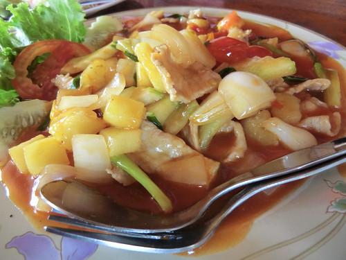 Restaurant in Ko Chang