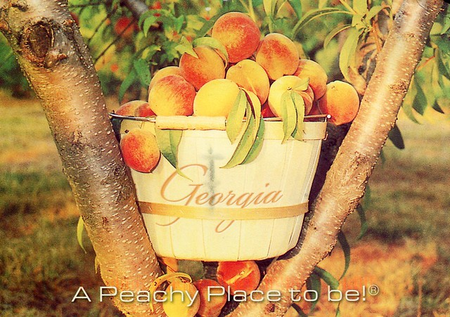 Georgia. A Peachy Place to be!
