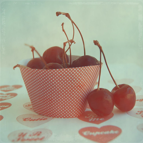Cherries by Vanina Vila {Photography}