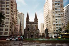 3D Chruch (Daniel Pascoal) Tags: church water agua police santos igreja pm estatua fonte santo policia waterfoutain juicecam embare