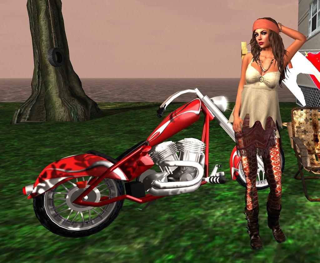 072611c- The beautiful Gypsy 1
