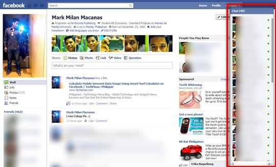Get Old Facebook Chat Bar Back In 7 Easy Steps!