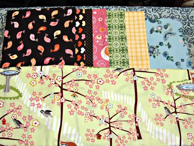 DQS11 Fabrics