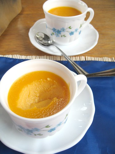 Sweet potato pudding 3