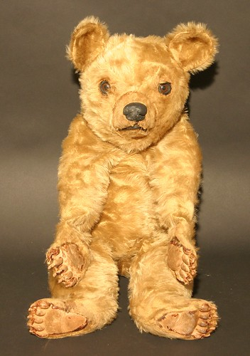A Tru-to-Life bear, which made £900