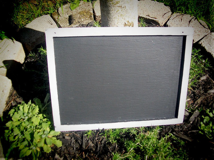 12x16 Custom Distressed Barn Wood Style Chalkboard Sign Frame-You Pick The Color
