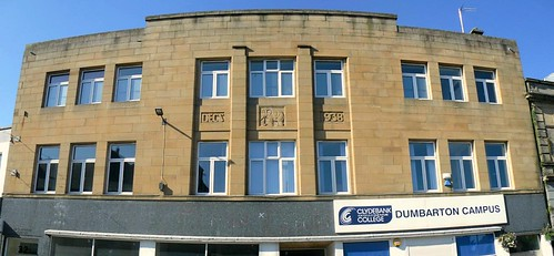Dumbarton Co-op Building