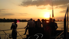 last sunset -1 (Jay Tarike) Tags: sunset group spontaneous