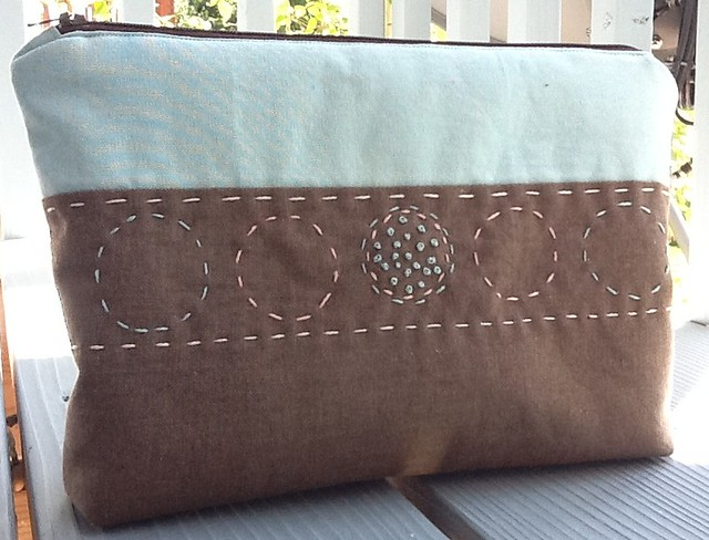 Pretty little pouch back