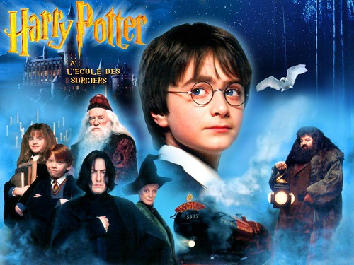 harry potter and the stone