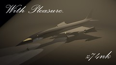 Convair Model 58-9 (z74nk) Tags: project model skies transport 9 legends blender projects 589 sst 58 supersonic convair