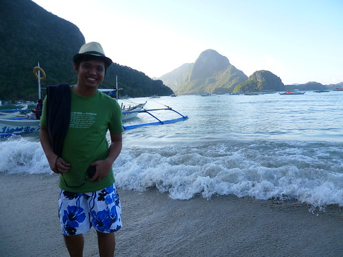 Bacuit Bay in El Nido