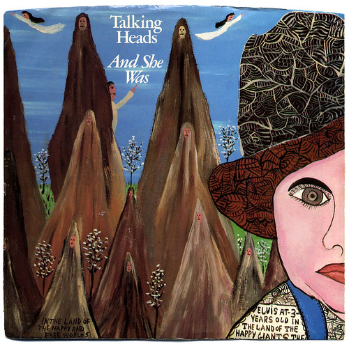 And She Was, Talking Heads