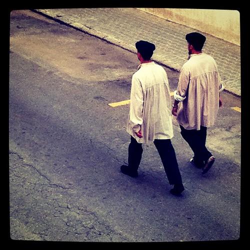 Momeroters. Les Santes. Mataró #lessantes #momerota #mataró