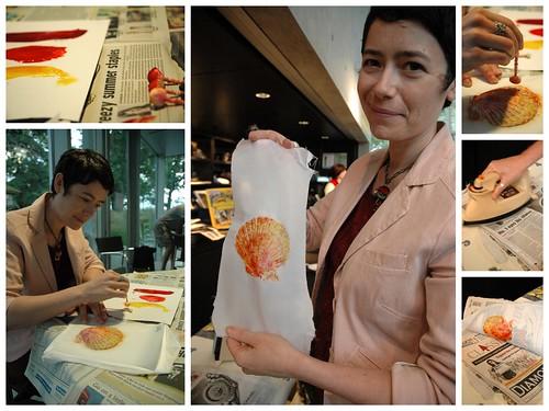 Gyotaku | Fish Rubbing/Print