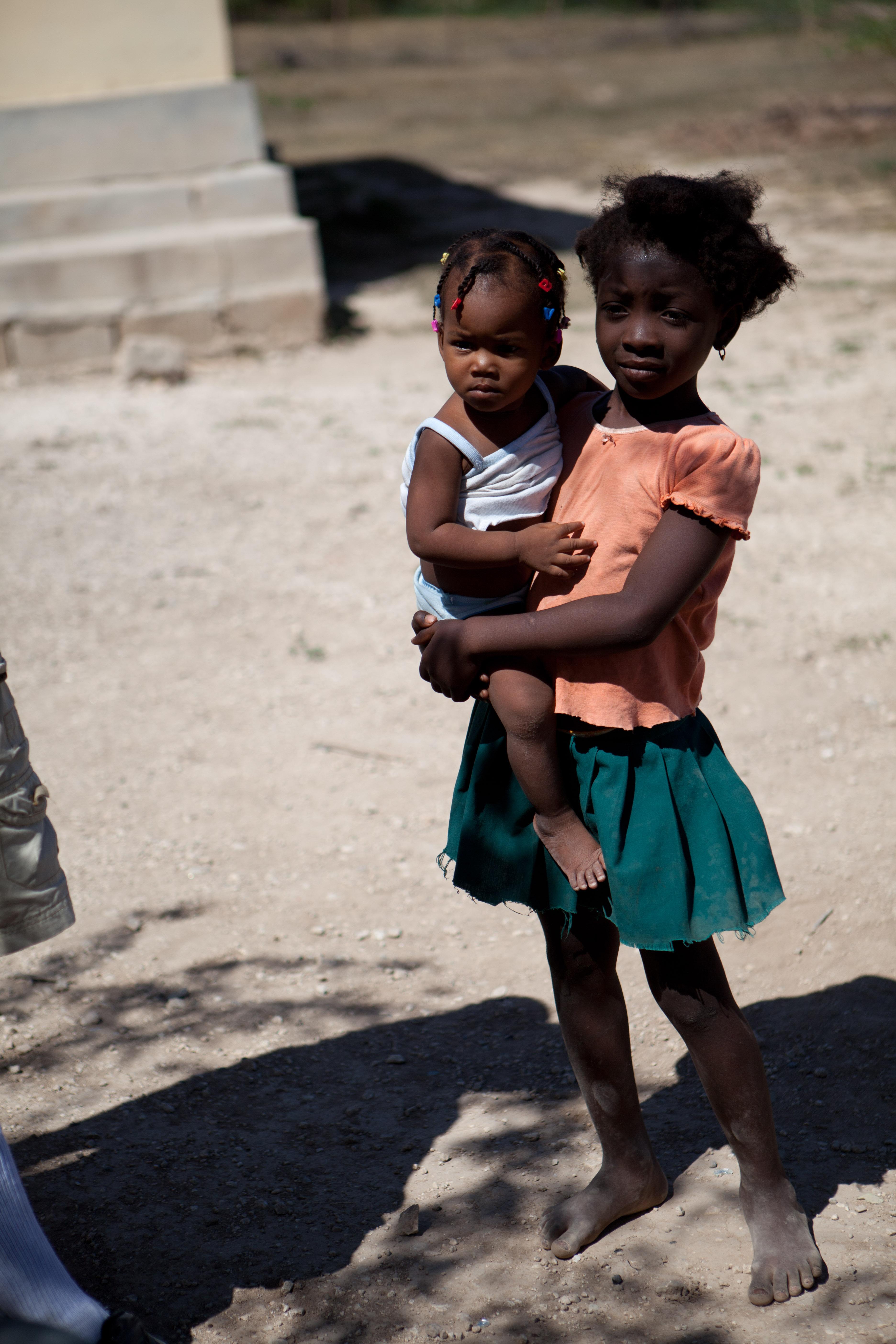2011 아이티단기선교 어린이사역 (8)