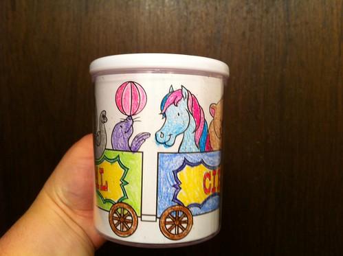 Animal Circus Mug