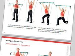 Gymstick Übungen zur Kräftigung