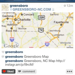 Instagram greensboro