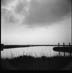 ...auguro a tutti vacanze verso spazi-illimiti... (Spazillimiti) Tags: blackandwhite film dianaf saline cervia pellicola