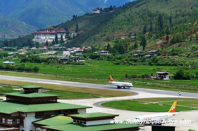 不丹 旅行社 國王 王國 簽證 航空 行程 陽光小屋 Bhutan 西藏 Tibet paro