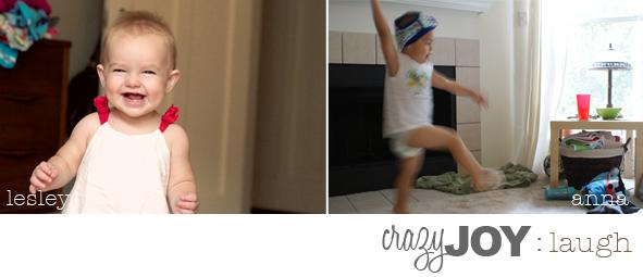 crazyjoy = laugh