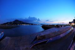 DSC_4328 (Ed Tsai Photography) Tags: city sunset sea nikon d90 nikkor105mmf28fisheye