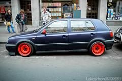 Volkswagen Golf Mk3 (Lukas Hron Photography) Tags: golf volkswagen mk3