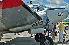 UC-45J Navigator (skyhawkpc) Tags: nikon colorado boulder navigator snb allrightsreserved bma d90 commemorativeairforce 39265 bugsmasher uc45j bouldermunicipalairport snb2 sonoranbeauty n49265 garyverver