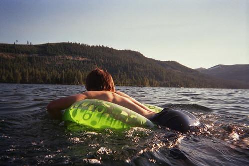 Underwater Cam- Floating